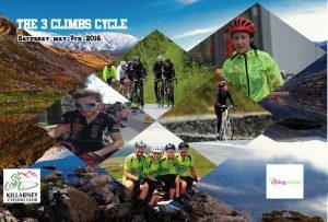 3 climbs cycle